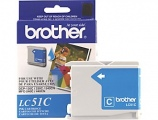 Brother LC51C Mėlyna, 14.6 ml