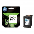 Hewlett-Packard 300 XL Black Juoda, 600 psl.