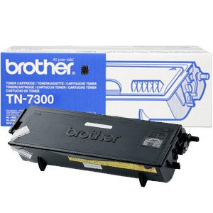 Brother TN-7300 Juoda, 3300 psl.